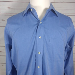 Brooks Bros Non Iron Mens Button Down French Cuff